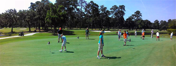 Wilmington Island Club Junior Golf