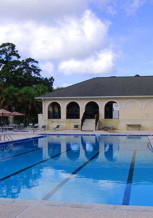 Wilmington Island Club Swimming Pool