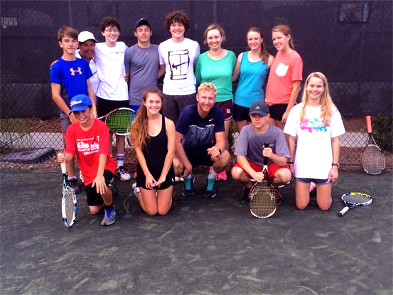 Wilmington Island Club Tennis Camp