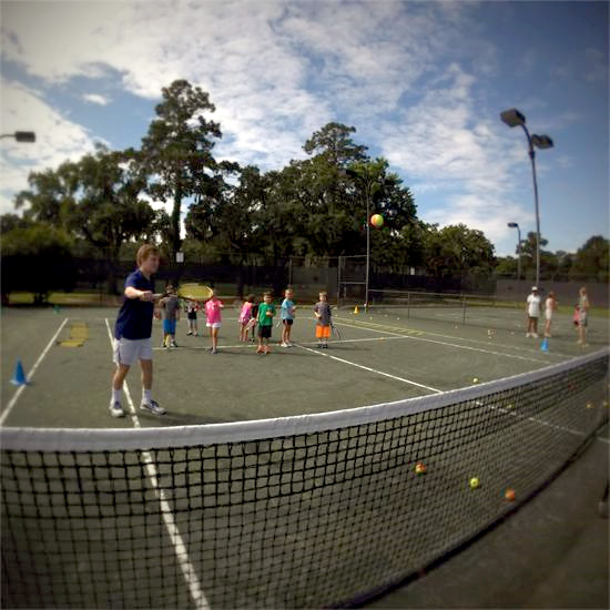 Wilmington Island Club Tennis Junior Camp