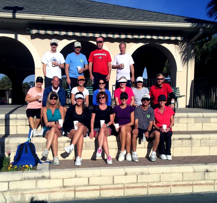 Wilmington Island Club Tennis Team